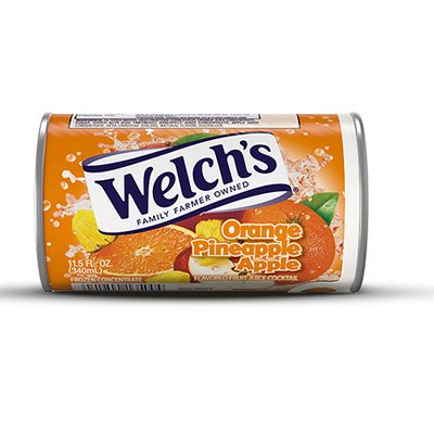 Welch's® Orange Pineapple Apple Juice Cocktail Frozen Concentrate