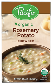 Pacific Organic Rosemary Potato Chowder