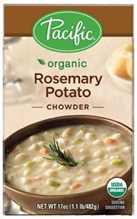 Pacific Organic Rosemary Potato Chowder