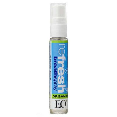 Eo Products Organic Refresh Breath Spray (12x.33 Oz)
