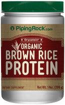 Piping Rock Organic Brown Rice Protein 15 oz Powder