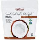 Nutiva Coconut Palm Sugar Organic 1 lb. (16 oz.)