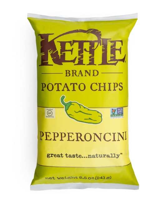Kettle Brand® Pepperoncini Potato Chips
