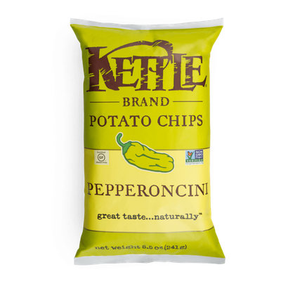 Kettle Brand® Pepperoncini Potato Chips