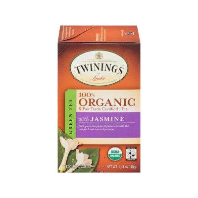 Twinings® Green With Jasmine Organic