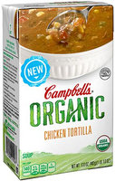 Campbell's® Organic Chicken Tortilla Soup
