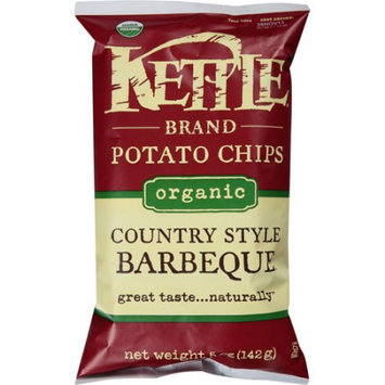 Kettle Brand®Country Style Barbeque Organic Potato Chips