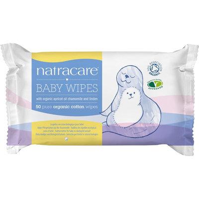 Natracare Organic Baby Wipes