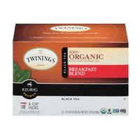 TWININGS® OF London Breakfast Blend Organic K-Cup® Pods