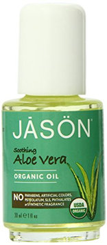 JĀSÖN Soothing Aloe Vera Organic Oil (USDA Certified)