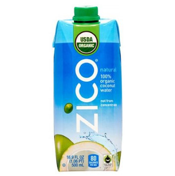 ZICO® Organic Fair Trade Natural Coconut Water