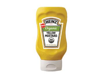 Heinz® Organic Yellow Mustard