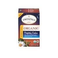 TWININGS® OF London Organic Nightly Calm Tea Bags