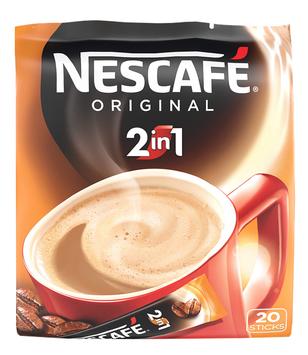 NESCAFÉ 2in1 Coffee Mixes