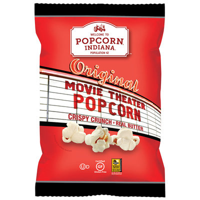 Popcorn Indiana Original Movie Theater Popcorn