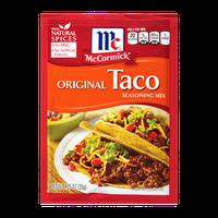 McCormick® Original Taco Seasoning Mix