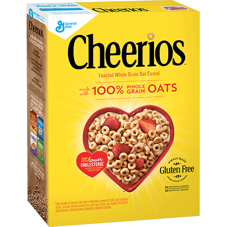 Cheerios™ Toasted Whole Grain Oats Cereal Original