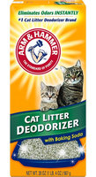 ARM & HAMMER™ Cat Litter Deodorizer Powder