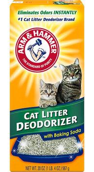 ARM & HAMMER™ Cat Litter Deodorizer Powder
