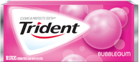 Trident Bubblegum Gum