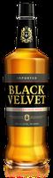 Black Velvet Blended Canadian Whiskey