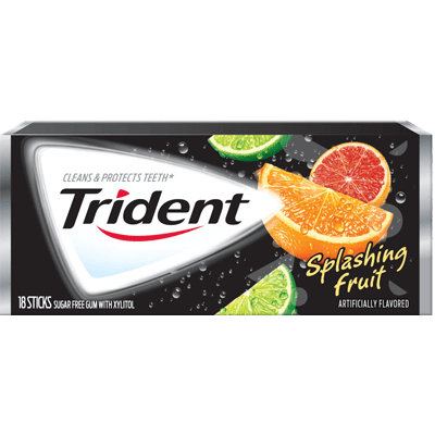 Trident Splashing Fruit