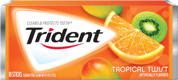 Trident® Tropical Twist®