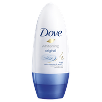 Dove Whitening Original Roll On Deodorant