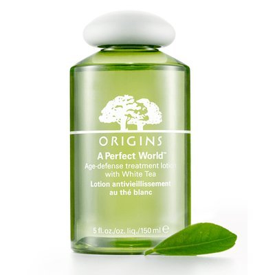 Origins A Perfect World Age-Defense Treatment Lotion with White Tea