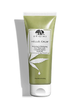 Origins Hello, Calm™ Relaxing & Hydrating Face Mask With Cannabis Sativa Seed Oil