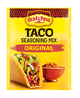Old El Paso® Original Taco Seasoning Mix