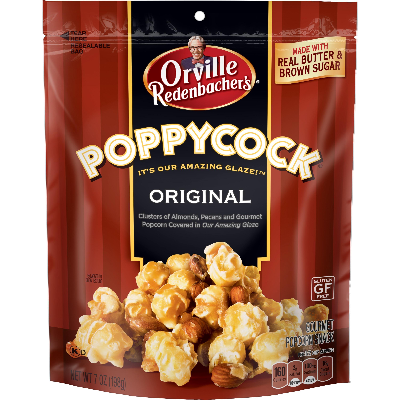 Orville Redenbacher's Poppycock Gourmet Popcorn Snack Original Bag