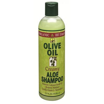 Organic Root Stimulator Olive Oil Creamy Aloe Shampoo