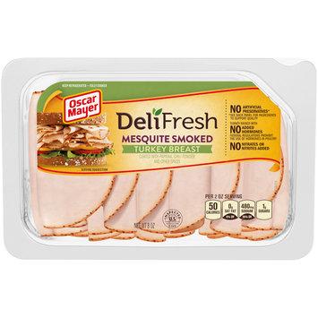 Oscar Mayer Deli Fresh Mesquite Smoked Turkey Breast
