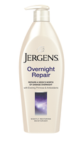 JERGENS® Overnight Repair Nightly Restoring Moisturizer