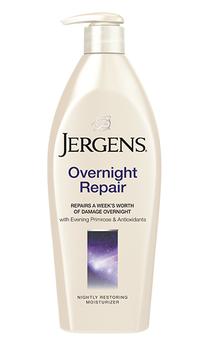 JERGENS® Overnight Repair Nightly Restoring Moisturizer
