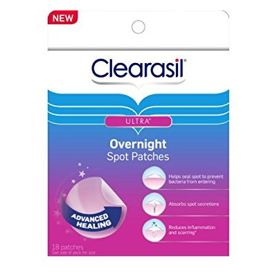 CLEARASIL® Ultra Overnight Spot Patches