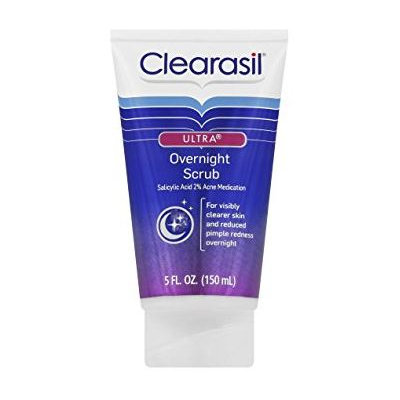 CLEARASIL® Ultra Overnight Scrub