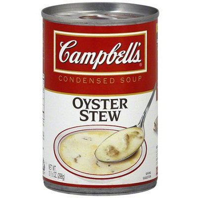 Campbell's® Oyster Stew Condensed Soup