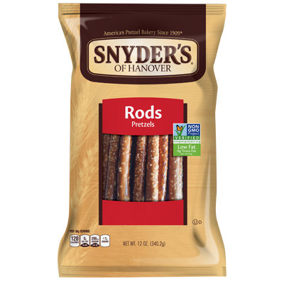 SNYDER'S® OF HANOVER Pretzels Rods