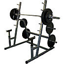 Valor Athletics, Inc. BD - 5 Safety Squat / Bench Combo