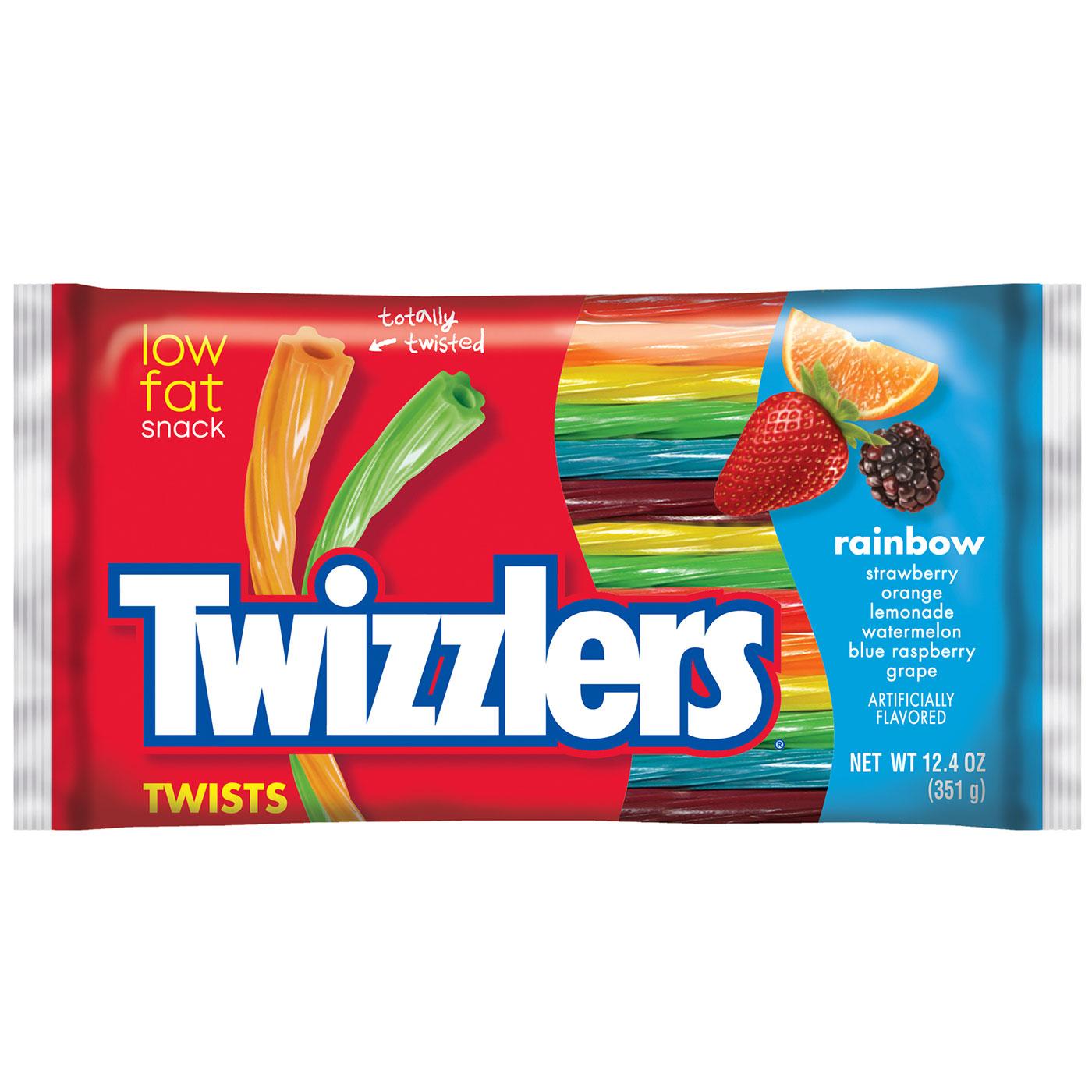 Twizzlers Rainbow Twists
