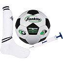Franklin Sports Franklin S Complete Soccer Set With Pump