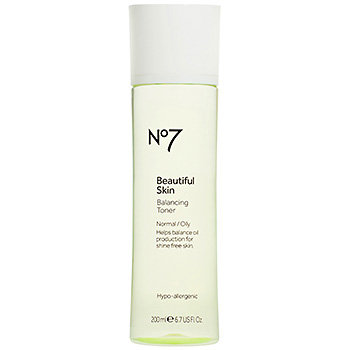 Boots No7 Beautiful Skin Balancing Toner Normal/Oily