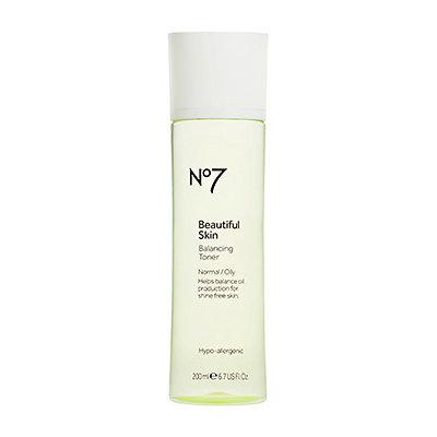 No7 Beautiful Skin Balancing Toner Normal/Oily