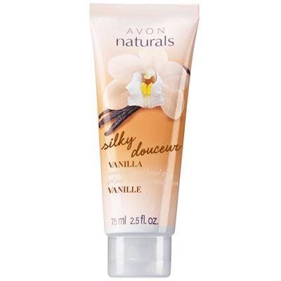 Avon Naturals Vanilla Antibacterial Hand Gel