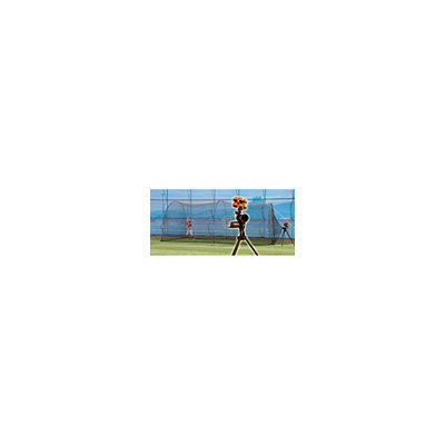 Trend Sports Starting Pitcher and Power Alley Cage