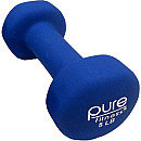 Pure Fitness 5lb Dumbbell