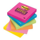 Post-it Super Sticky Notes in Assorted Colors