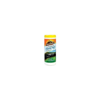 Armor All Fresh Outdoors Scent Air Freshening Protectant Wipes Canister 25/Pack (78508)